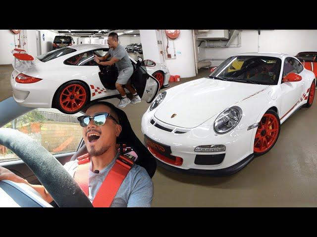 新波子初體驗 & 3個原因我賣左部 NSX-R | Porsche 997 GT3RS 3.8 | VLOG |