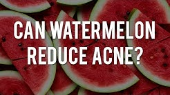 hqdefault - Is Watermelon Good For Acne