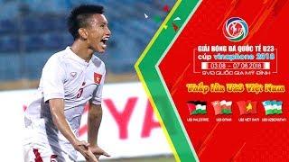 Không tưởng: Đoàn Văn Hậu ra chân cực dị hạ gục thủ thành U23 Oman | VFF Channel