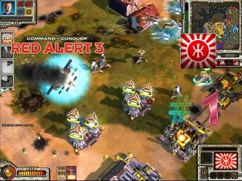 Red Alert 3 Skirmish #1 (Empire) - สุ่มทีม 3 ต่อ 3 รวมทุกชนชาติ