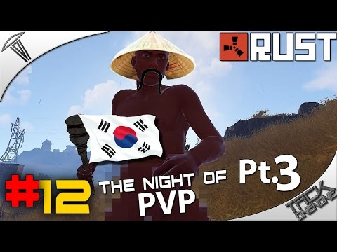 "Rust - ""Making Peace with Korea"" (Group Survival) #12"