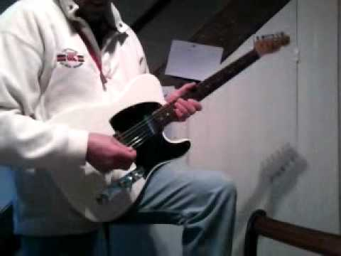 Coffee Tin Guitar Amp.