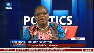 We Are Hoping To Disrupt The Politics As We Know It In 2019 - Oby Ezek