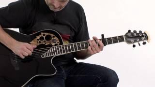 Acoustic Nation Gear Review: Ovation Elite TX Premier