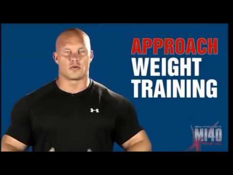 build muscle and burn fat with ben pakulski mi40 xtreme youtube