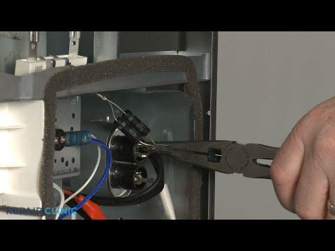 Diode - Whirlpool Microwave Oven/Hood Combo  #WMH73521CS6