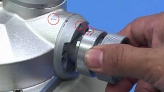 end mill sharpener, end mill grinder