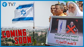 Coming soon... Israeli sovereignty over the West Bank, prospects and challenges JS 526 Trailer