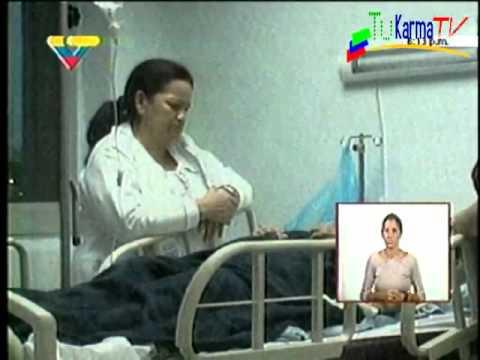 Accidente CONVIASA la Noticia VTV 13-09-10 Sobrevivientes