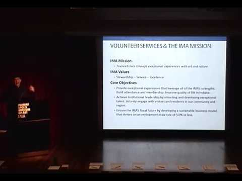 IMA Volunteer Services, Be More: Be Our Ambassadors
