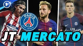 Le PSG met le turbo pour le sprint final du mercato | Journal du Mercato