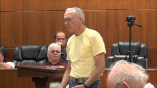 Jackson County Commission Work Session Part 2, 7-15-13