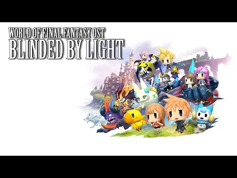 World of Final Fantasy OST FF13 Blinded By Light ( Lightning Summon )