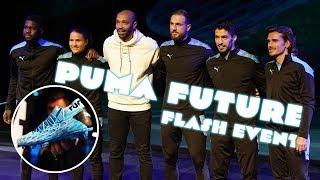 Griezmann, Suarez i Henry na premierze Puma Future w Barcelonie!
