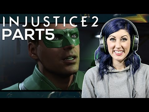 INJUSTICE 2 Walkthrough Part 5 Story Mode Gameplay