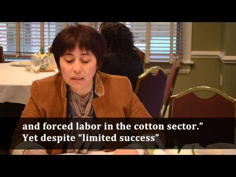 Nadejda Atayeva: Tom Lantos Hearing on World Bank Lending & Human Rights, Uzbekistan