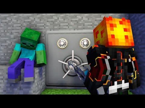 Выживание в Майнкрафт 1.12.2 с нуля с industrial craft #07