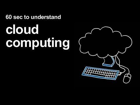 Le cloud computing - 60 secondes pour comprendre