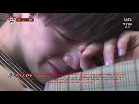 BTOB 비투비 Sungjae 육성재 - Tears 😭 Crying - Melody's Heartache Moment 💔 😞