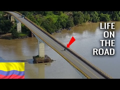 My First Day As A Digital Moto Nomad in Colombia