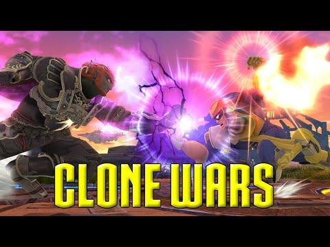 Clone Wars: Captain Falcon VS. Ganondorf (The Differences)