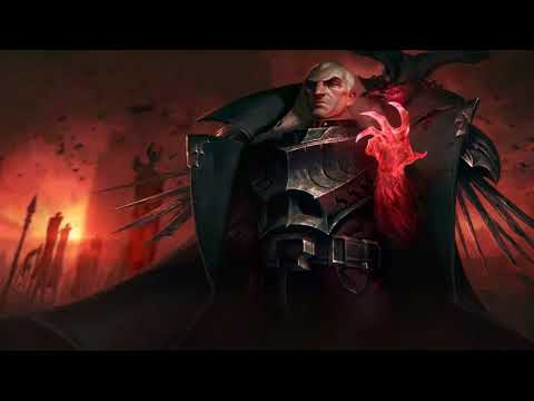 Swain Login Screen Animation Theme Intro Music Song【1 HOUR】