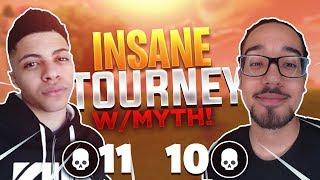 Ingame Duo Tourney Popoff w/ Myth!