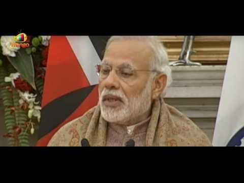 PM Modi Speech At Joint Press Statement With Kenya President Uhuru Kenyatta   Mango News