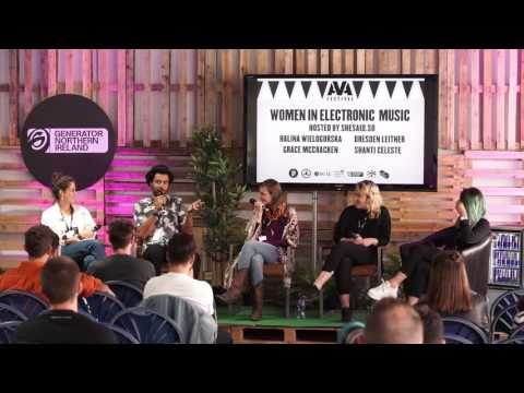 AVA Festival Conference - Women in Electronic Music