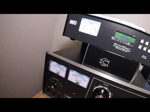 MFJ-998 AutoTuner logic
