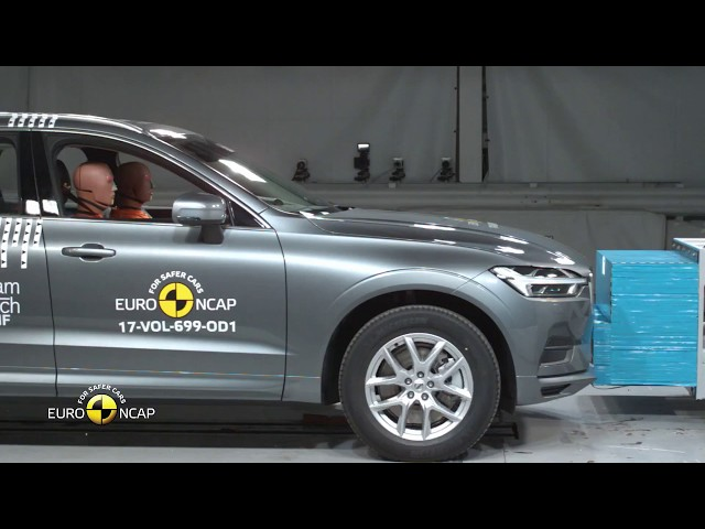 Safest Car In The World Scored Nearly Perfect Crash Test