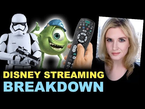 Disney Streaming Service - Star Wars Live Action TV Series
