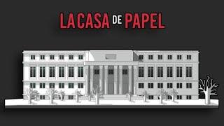 """""""LA CASA DE PAPEL"""" Podría ser el final??."""