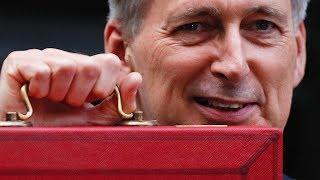 Budget 2018 : Watch Philip Hammond's speech live