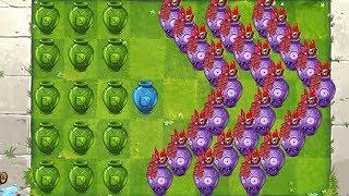 Plants vs. Zombies 2 Gameplay NEW Vasebreaker Springening Piñata Party PVZ 2 Primal Gameplay