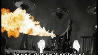 JBO & Rammstein - Ein Bisschen Frieden (Sub. Aleman y español)