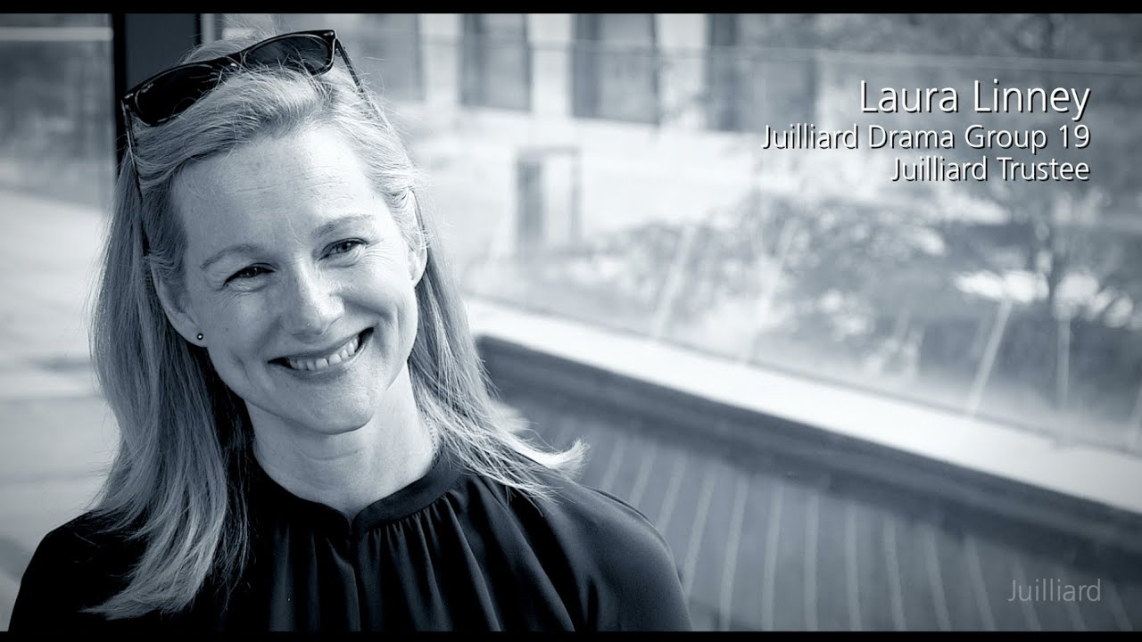 Laura Linney on Staying Connected | Juilliard Snapshot