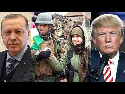 """United States and Turkey Agree to a Syrian """"Safe Zone,"""" Betraying the Kurds"""