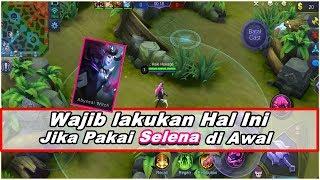 Main Selena Di Menit Awal !! Wajib Lakukan Trik Ini
