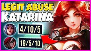RANK 2 KATARINA HUMILIATES ENEMY IRELIA! (SHE GOT OWNED) - League of Legends