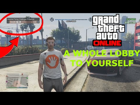 HOW TO GET A SOLO PUBLIC LOBBY FOR XBOX ONE !!! *2019* (GTA V Online)