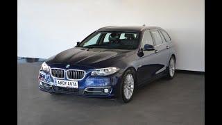 Video prohlídka: BMW 530 xD - 2016 - 19071