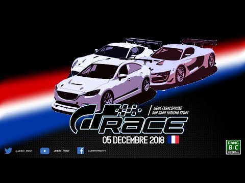GRAN TURISMO SPORT: GT RACE S2 - MANCHE 5 I Rang B/C thumbnail