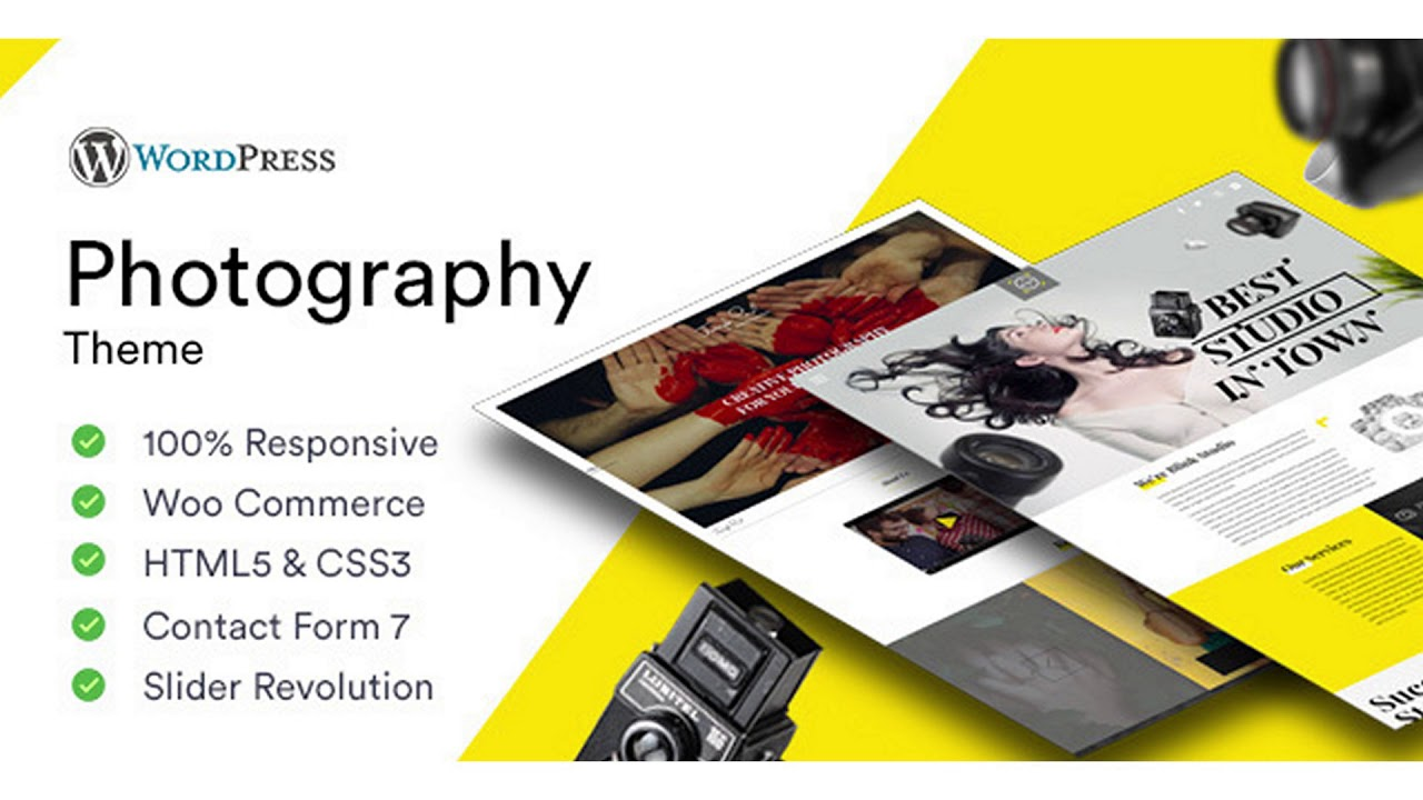 Photography | Photography Responsive | Themeforest Website Templates and  Themes
