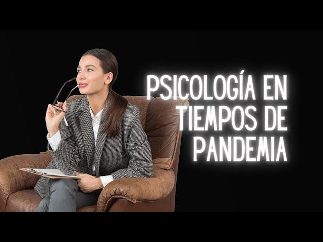 Cómo prepararnos psicológicamente en tiempos de pandemia | Extracto de entrevista de radio