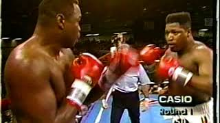 Larry Holmes vs Ray Mercer