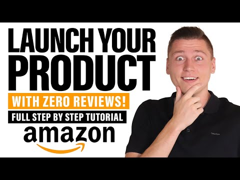2021 - Amazon FBA Product LAUNCH! - How To Rank #1 On Amazon With ZERO Reviews