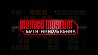 Namco Museum 50th Anniversary - Trailer - Namco 50th Anniversary Promo DVD 2005
