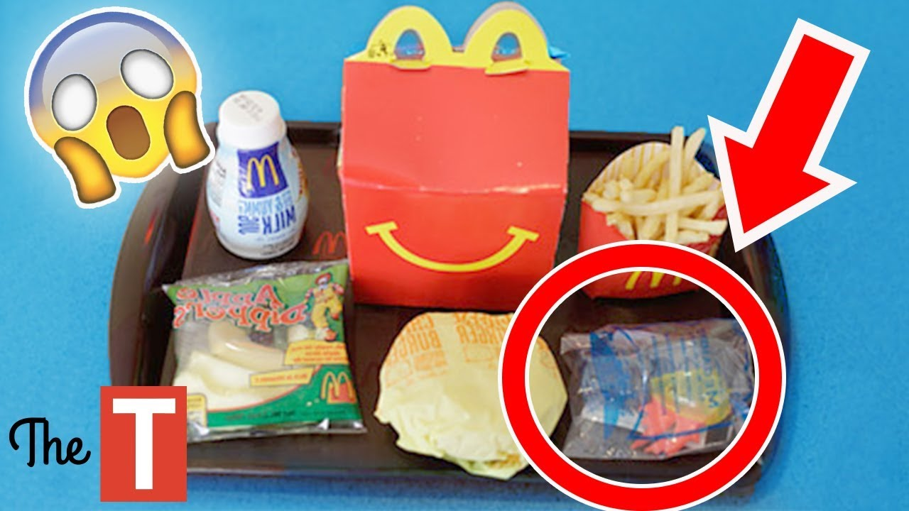 Happy Meal Toys : Happy meal toys that surprised kids youtube