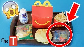 10 Happy Meal Toys That SURPRISED KIDS